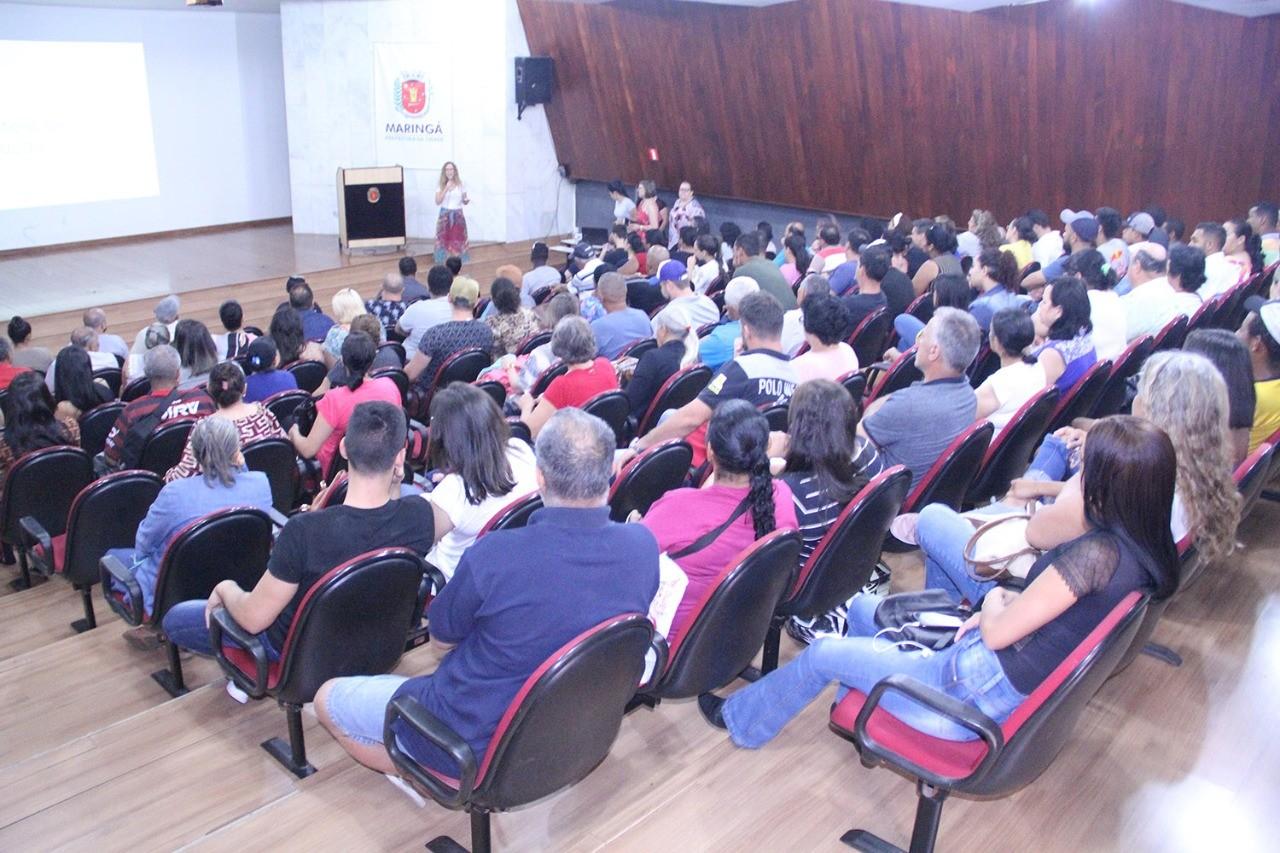 104 vendedores ambulantes vão trabalhar na Maringá Encantada
