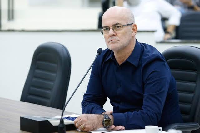 Secretário de Logística e Compras da Prefeitura de Maringá, Coronel Paulo Sérgio Cartens   Foto: Arquivo/CMM