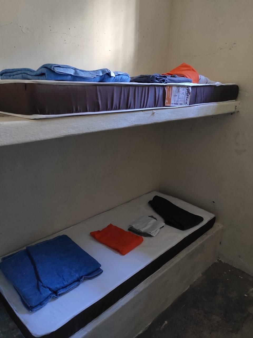 Cadeia terá capacidade para até 80 presas