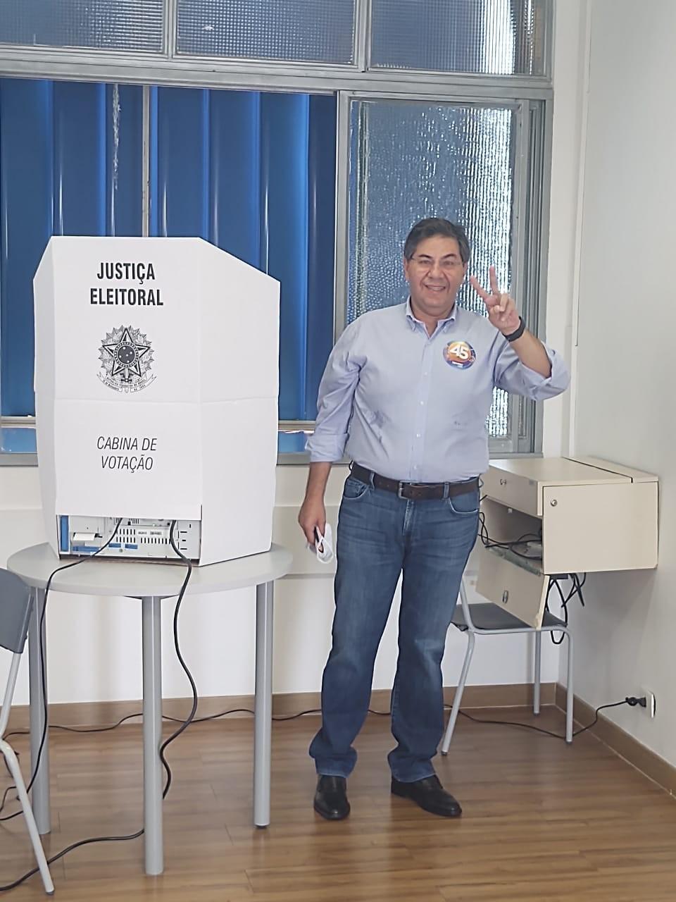 Candidato Evandro Oliveira  (PSDB) / foto: divulgação