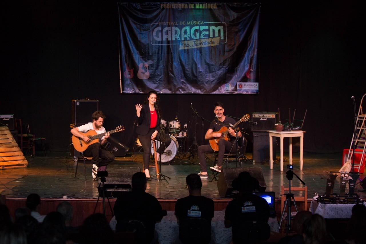 Prorrogado o prazo de inscrições para Festival de Música Garagem da Juventude