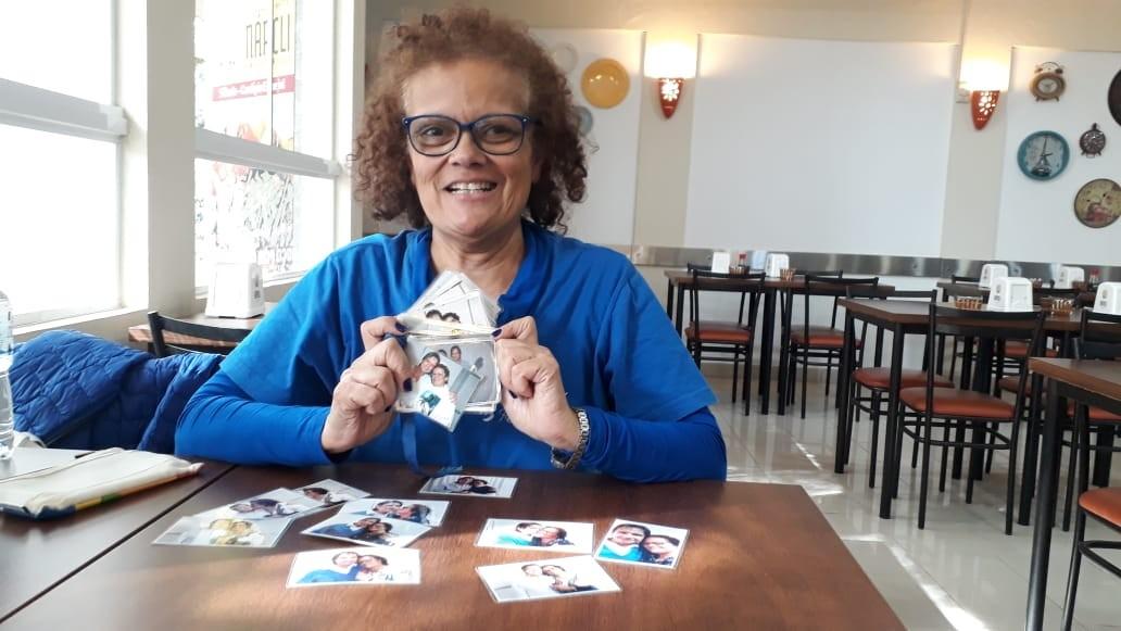 Egli das Graças: a mulher que já viu quase 300 shows do Roberto Carlos