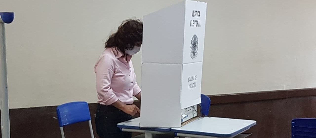 Candidata Akemi Nishimori (PL) / foto: Lethícia Conegero/GMC Online