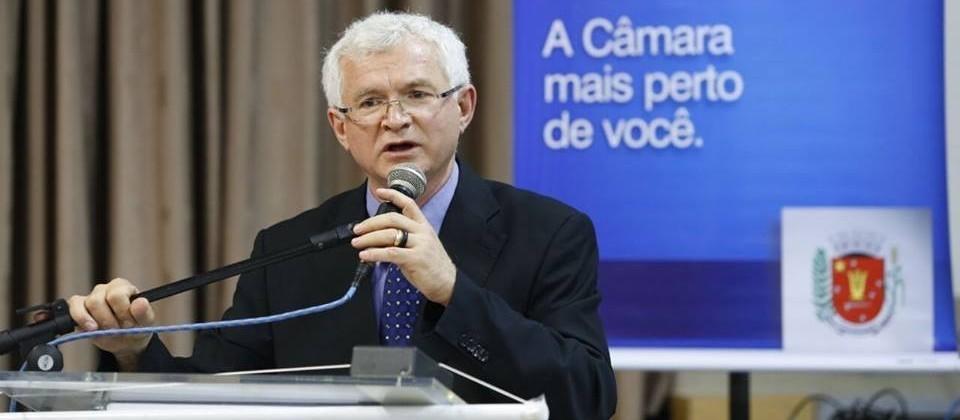 Foto: Arquivo/Câmara de Vereadores