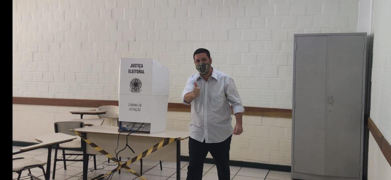 Candidato Annibal Bianchini (PTC) / foto: divulgação
