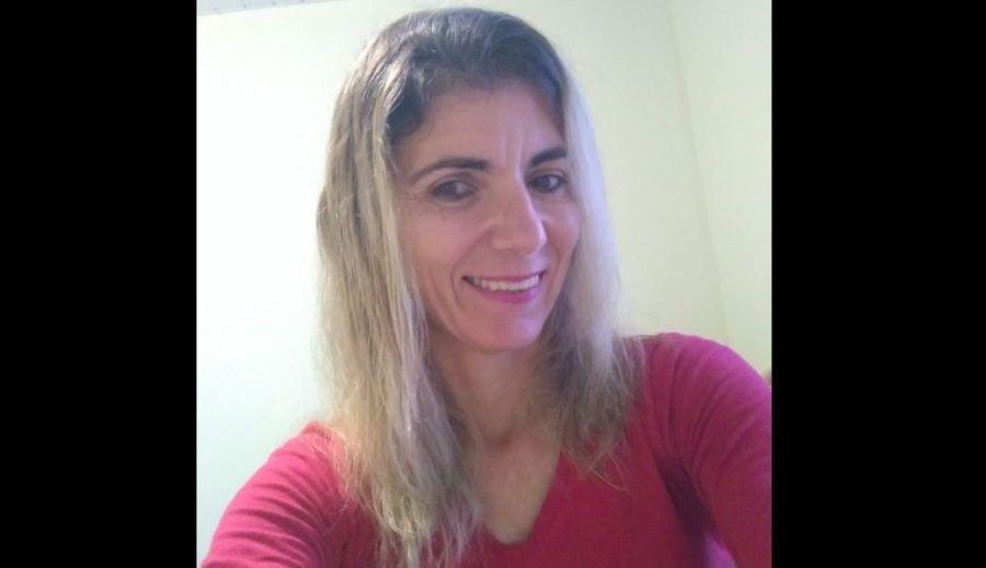 Elizabeth de Faria, de 46 anos, foi morta pelo marido que confessou o crime (Foto: Reprodução/Facebook)