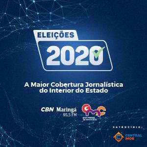 Eleições 2020 - Cobertura GMC