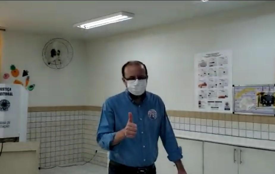 Candidato Eliseu Fortes (Patriota) / foto: divulgação