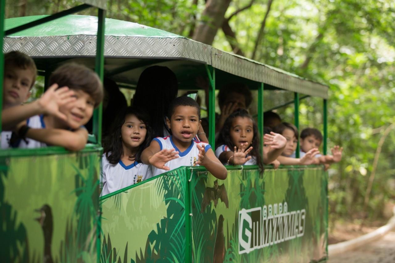 Parque do Ingá terá 'Caça ao Tesouro' para crianças de 8 a 12 anos