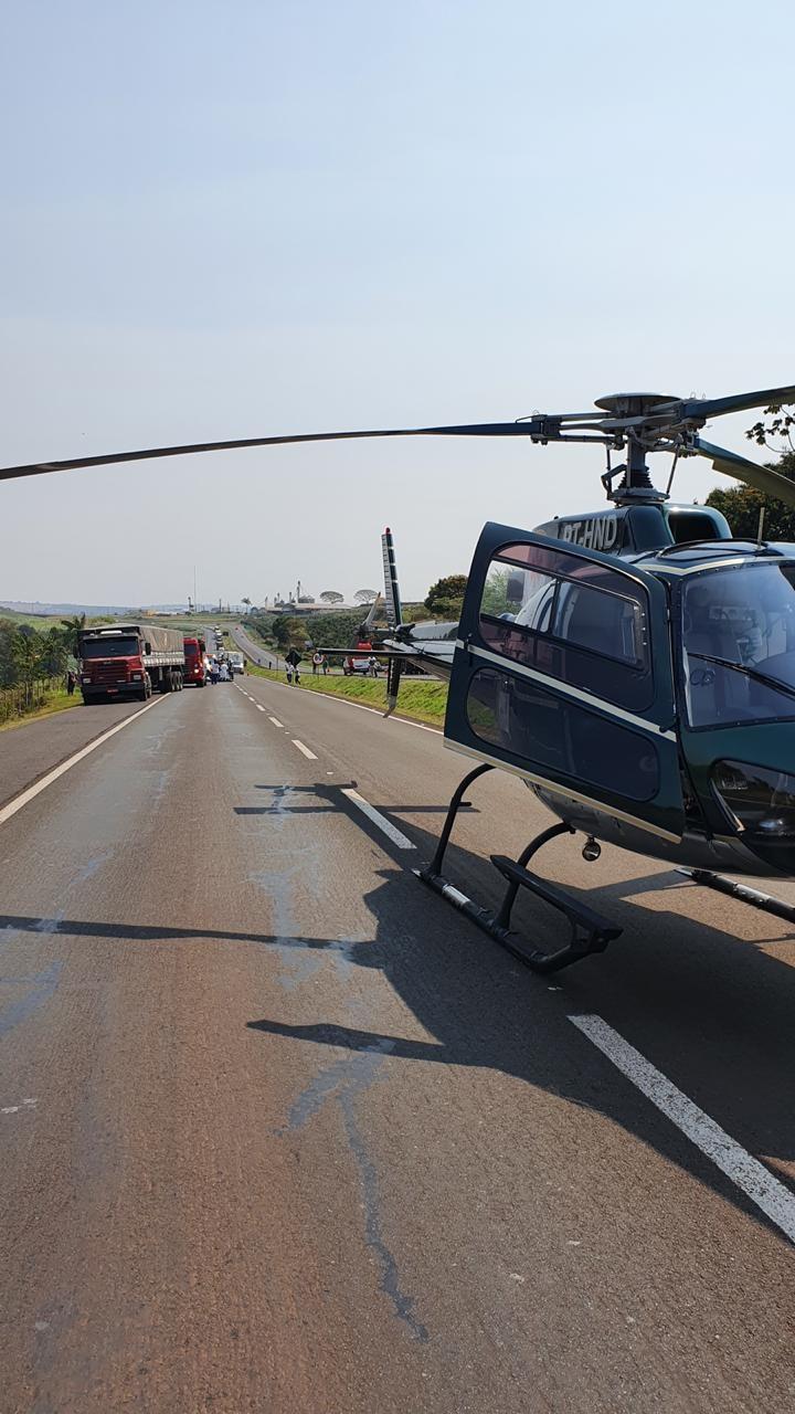 foto: Operações Aéreas Samu