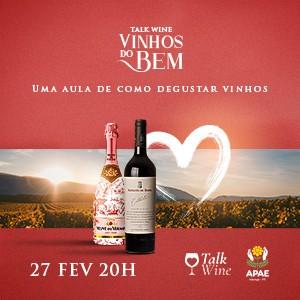 Talk Wine Vinho do Bem