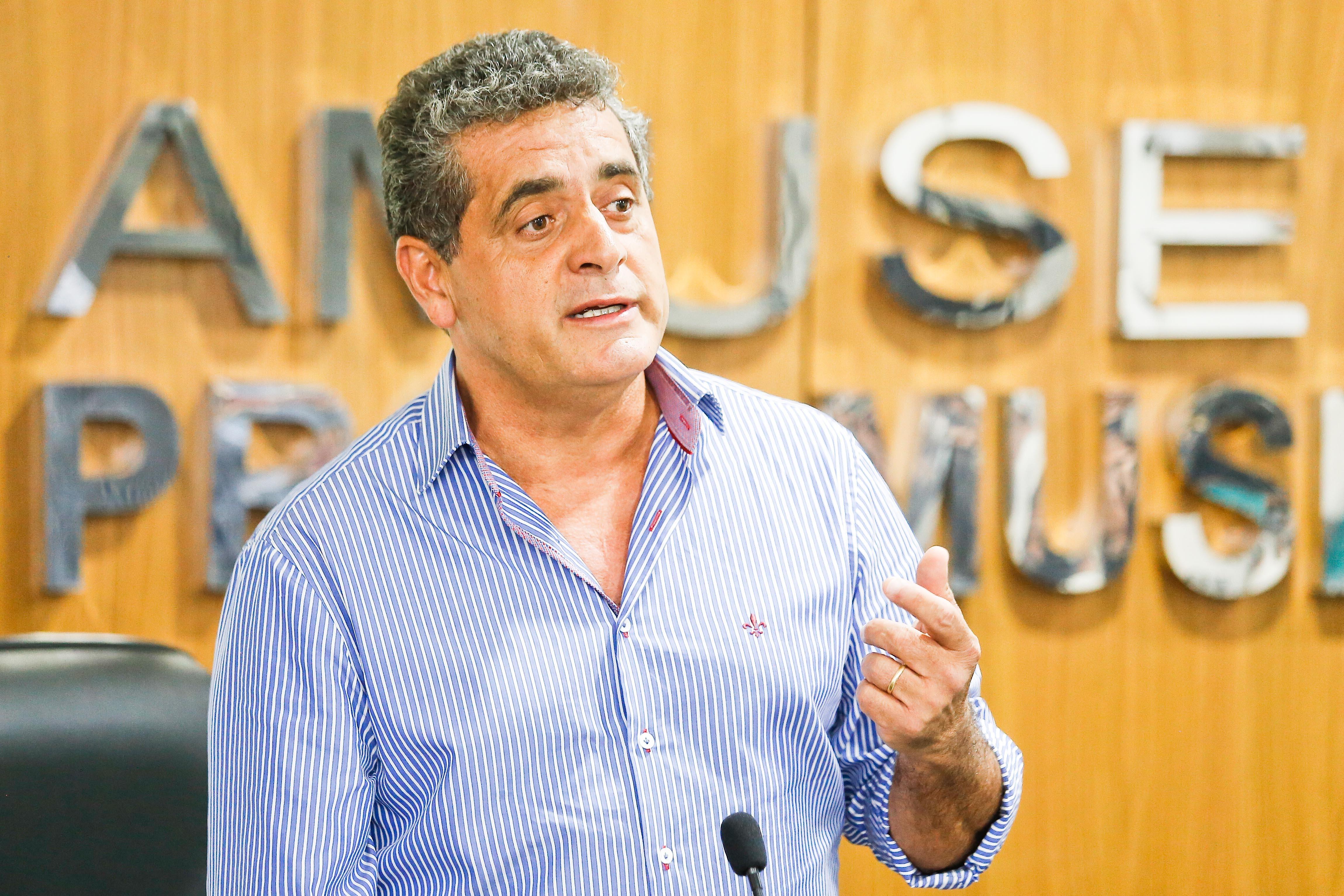 Temos de fortalecer a região, diz presidente eleito da Amusep