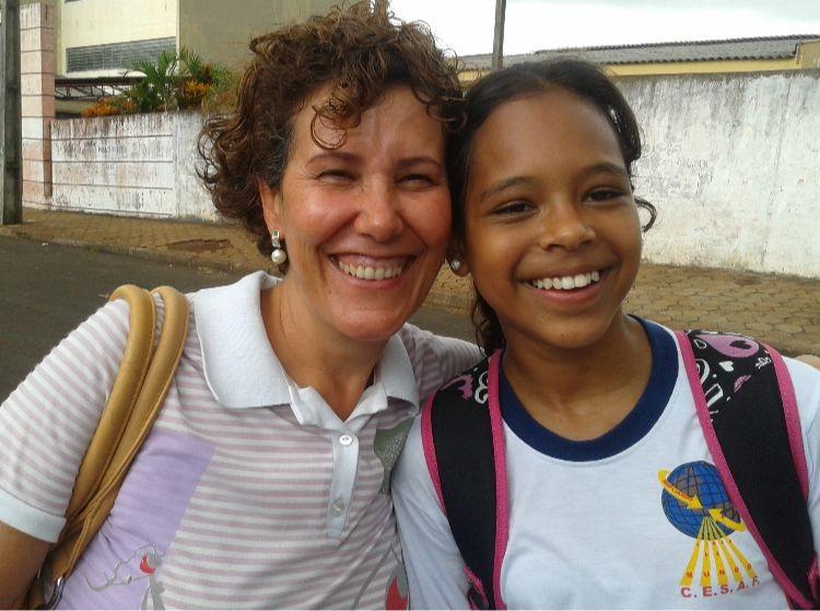 Cirlei e Luana | Foto: Divulgação
