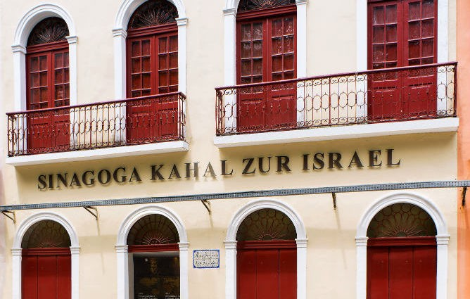 Debate sobre clima e religião em sinagoga de Recife