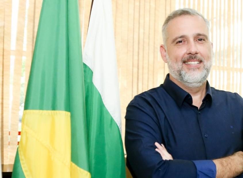 O tenente-coronel está em Maringá desde 1992 e foi subcomandante do 4º Batalhão de Polícia Militar.   Foto: Aldemir de Moraes/PMM