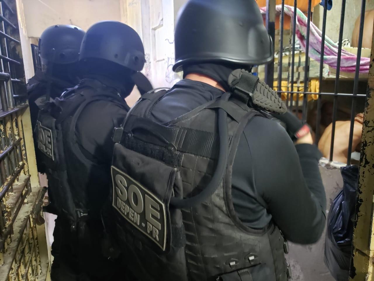 Fugas são frustradas nas cadeias públicas de Maringá e Sarandi