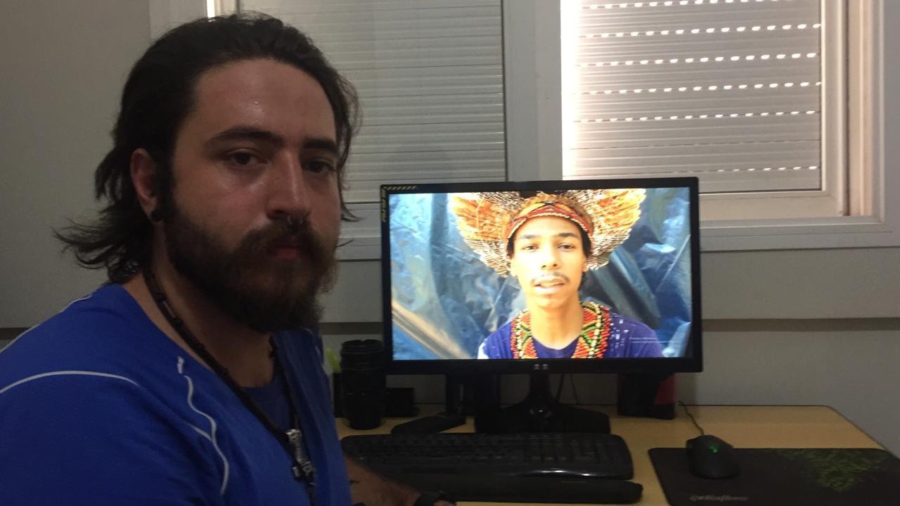 Videodocumentário narra o drama de índios após o rompimento da barragem de Brumadinho