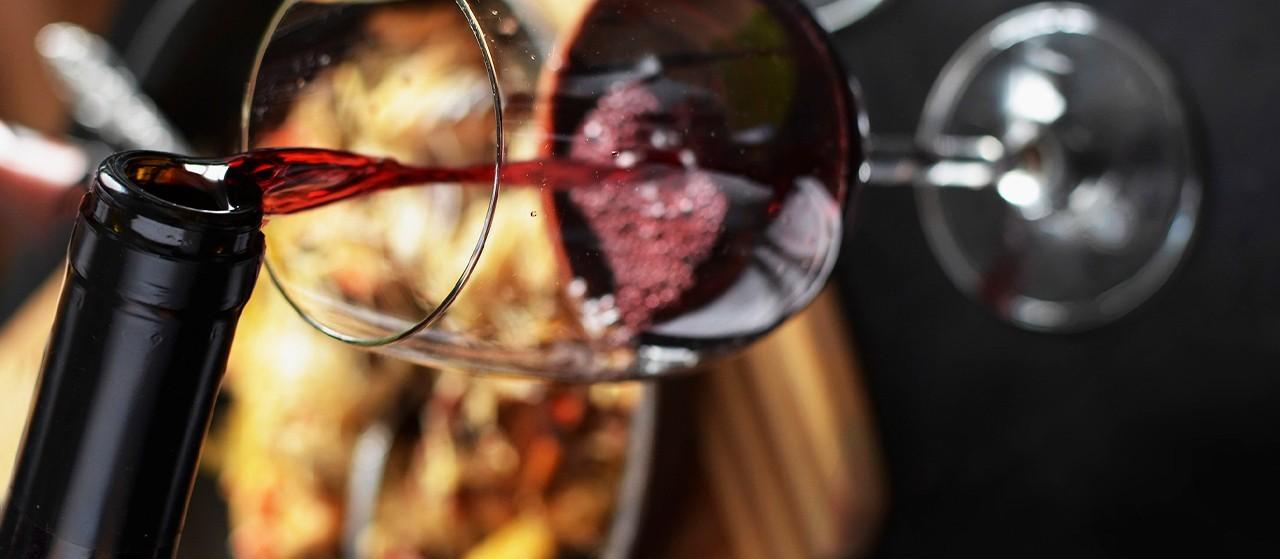 Mais vinho e menos depressão