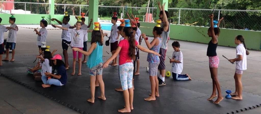 No Dia do Circo, conheça o projeto Circo Social de Sarandi