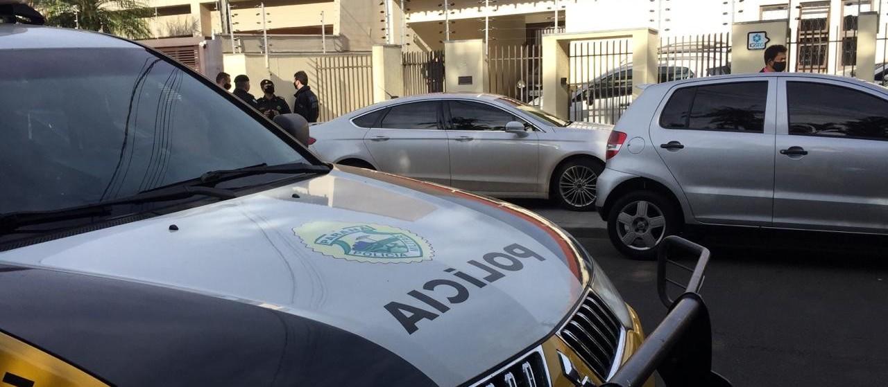 Denarc fecha 'escritório do crime' em Maringá