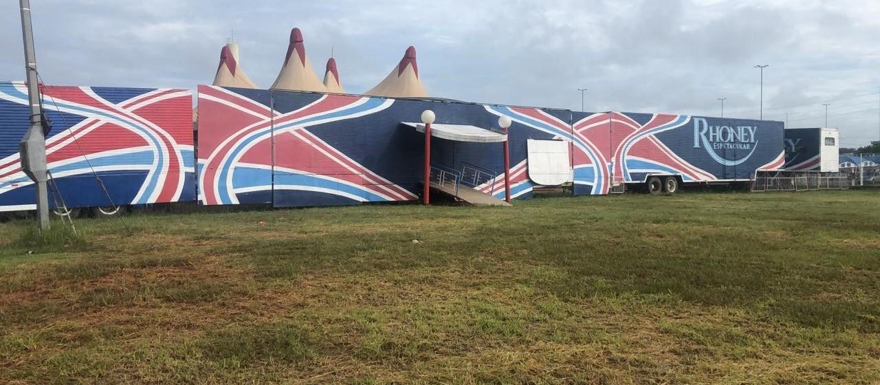 Circo está instalado em Campo Mourão há 10 meses