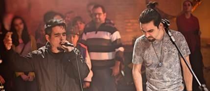 João Triska e Machete Bomb realizam show em Maringá