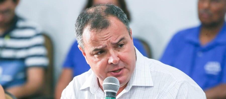 Ex-secretário de Segurança Pública de Maringá, coronel Padilha está internado com Covid-19