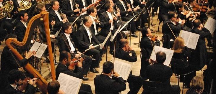 Orquestra Sinfônica do Paraná se apresenta em Maringá