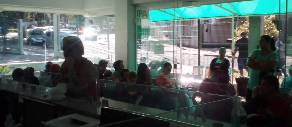 Ouvinte da CBN envia vídeo da UPA Zona Norte