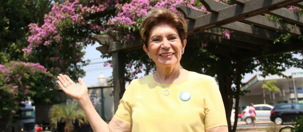 Professora Elizabeth é eleita em Ponta Grossa com 52,4% dos votos