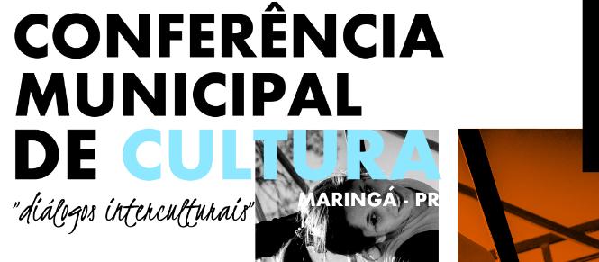 Conferência Municipal de Cultura ocorre em 14 de julho