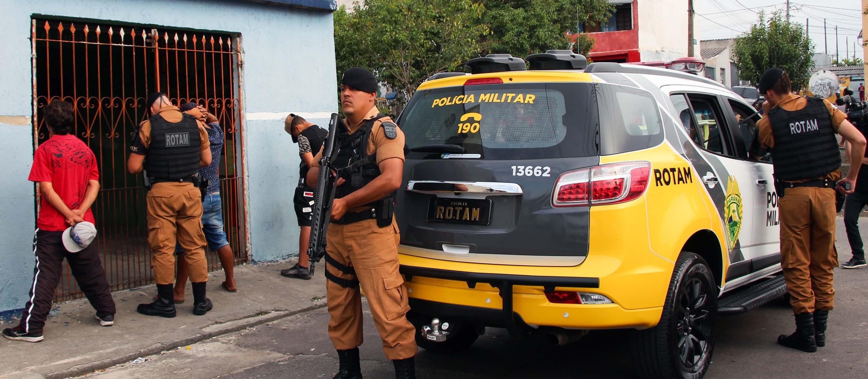Coronavírus faz cair em 70% os casos de furtos e roubos em Maringá