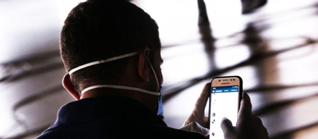 Pandemia acelera tendência de uso das redes sociais