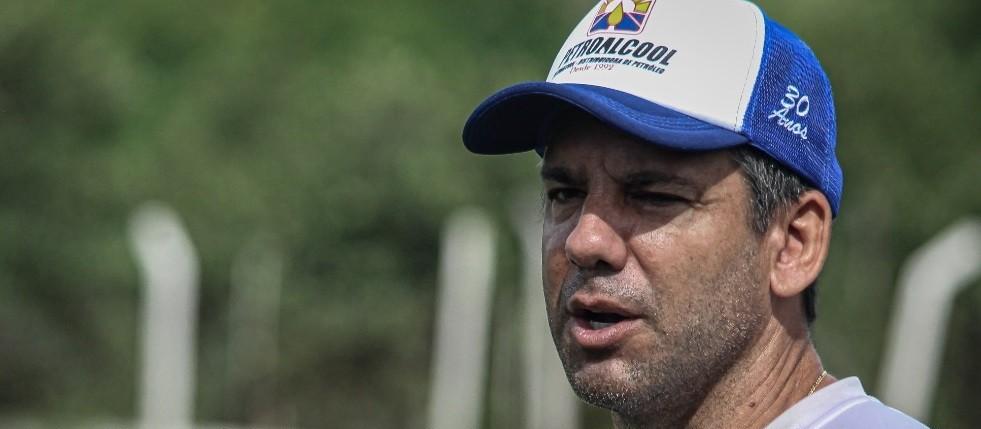 Objetivo do Maringá FC é conquistar vaga na Série D, afirma treinador
