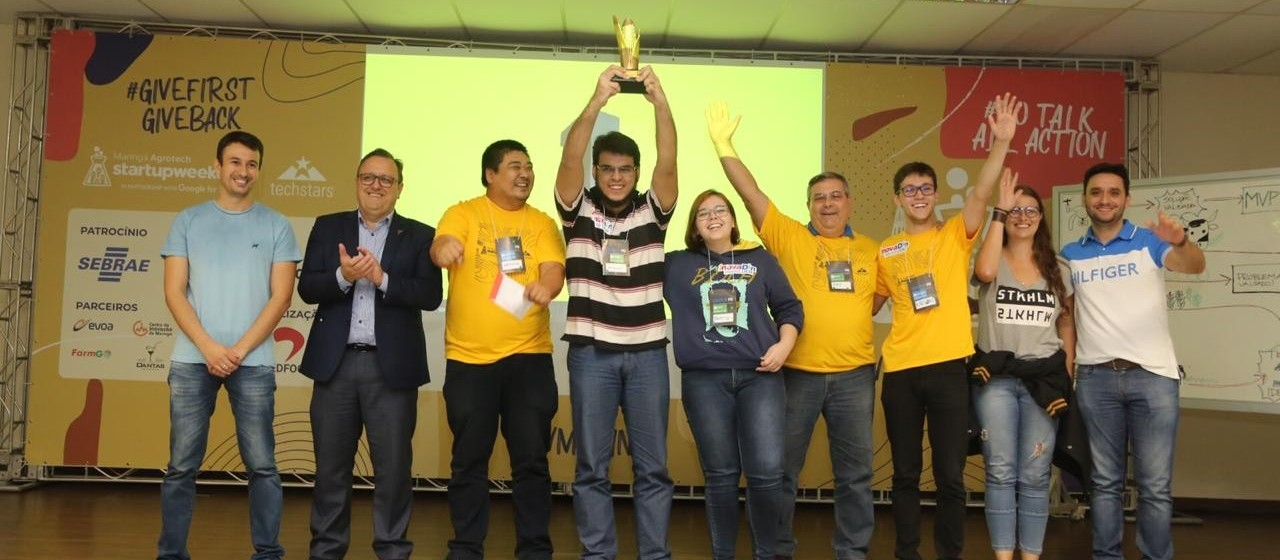 Aplicativo para reduzir desperdício de alimentos vence 3ª Startup Weekend