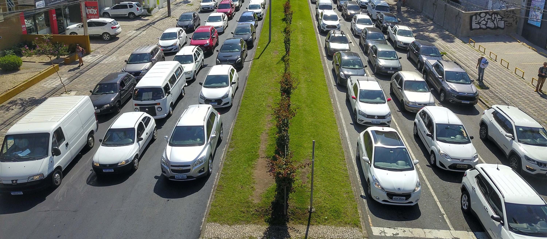 Paraná tem 145 mil veículos com restrição administrativa