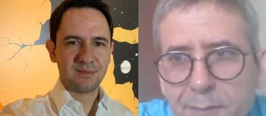 Dias e Valenciano falam sobre candidatos a vice e campanha eleitoral