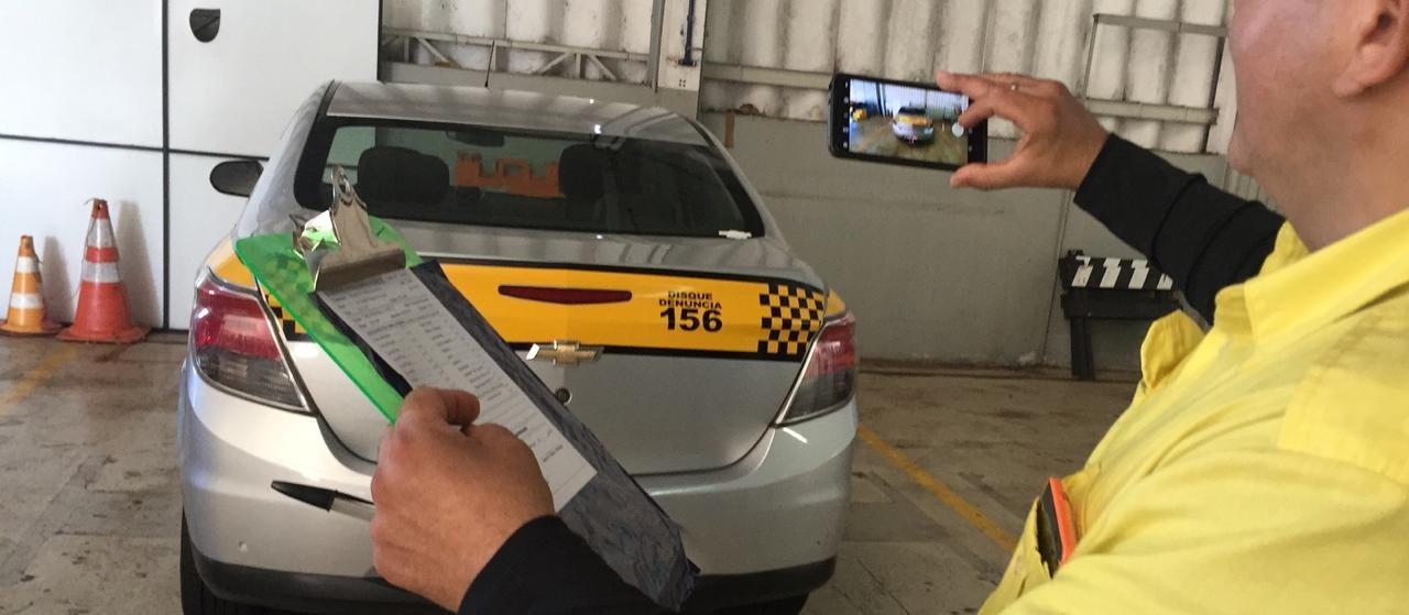 Resultado de imagem para vistoria anual de taxi em maringá