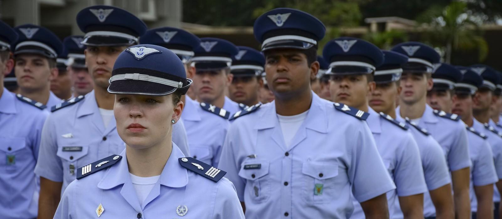 FAB está com inscrições abertas para o exame de admissão ao curso de formação de sargentos