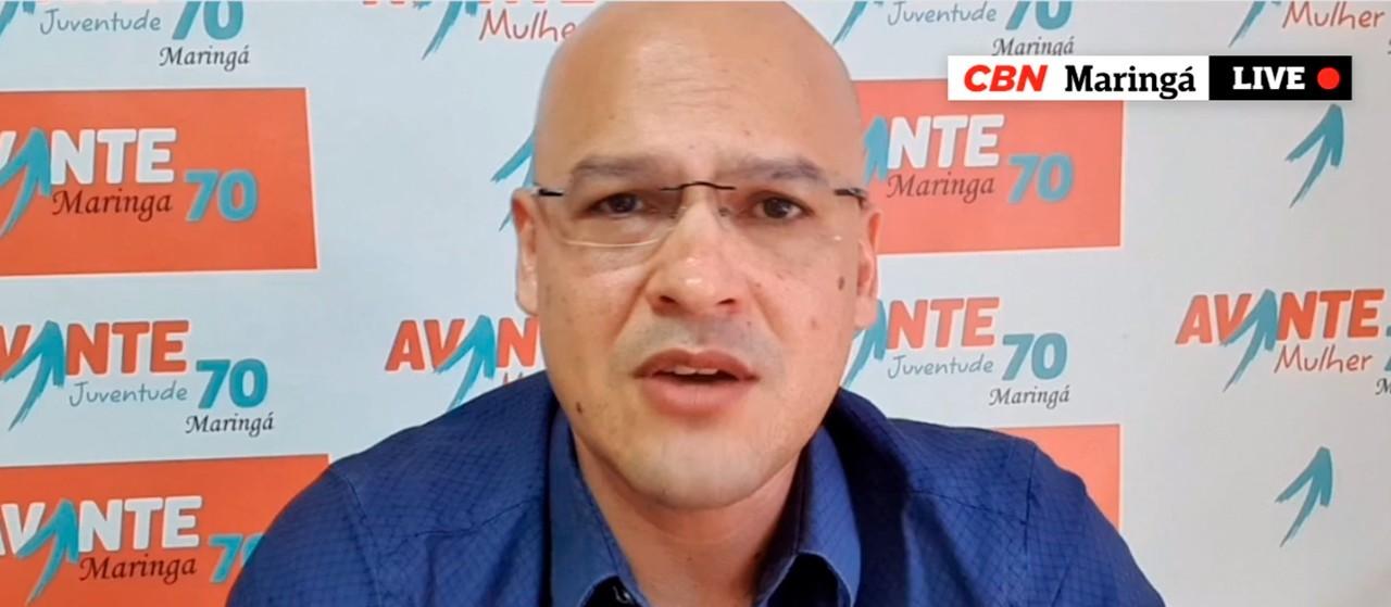 Gestão municipal faz investimentos elevados e sem retorno a população, segundo pré-candidato Rogério Calazans