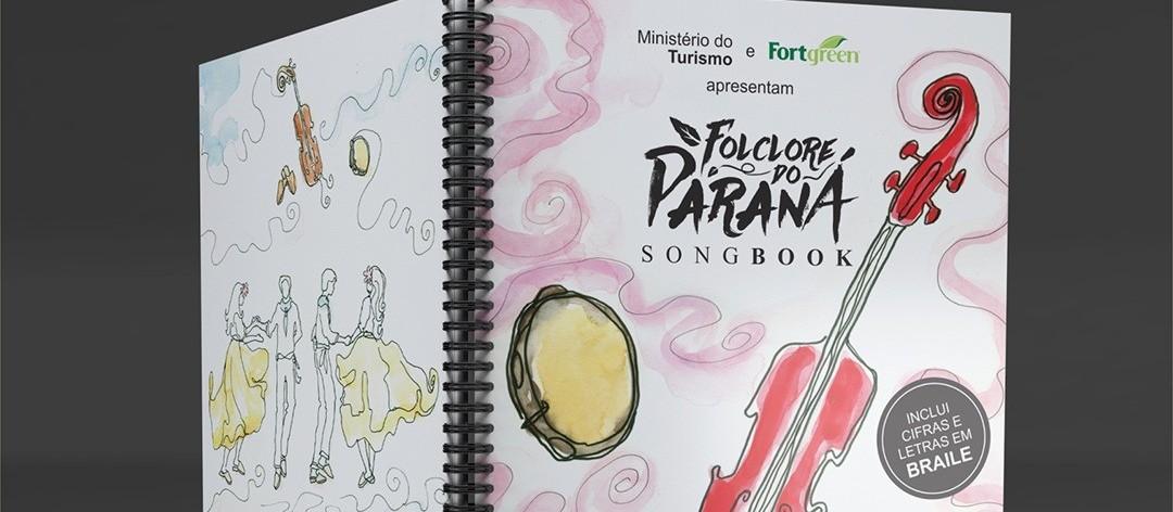 Folclore do Paraná é cantado em obra inédita no Brasil feita por maringaense