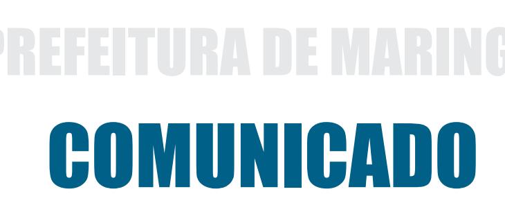 Alguns serviços online da Prefeitura de Maringá estão fora do ar