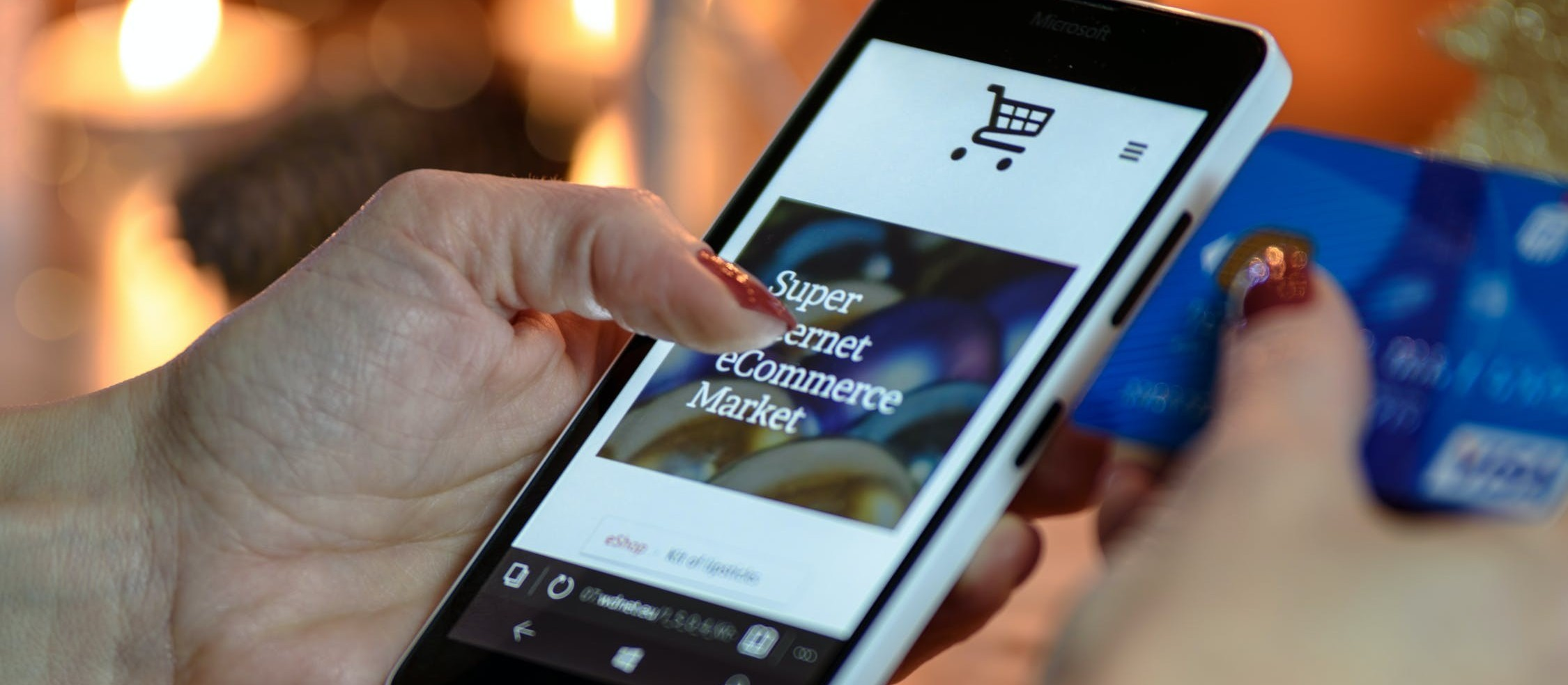 E-commerce cresce exponencialmente durante pandemia
