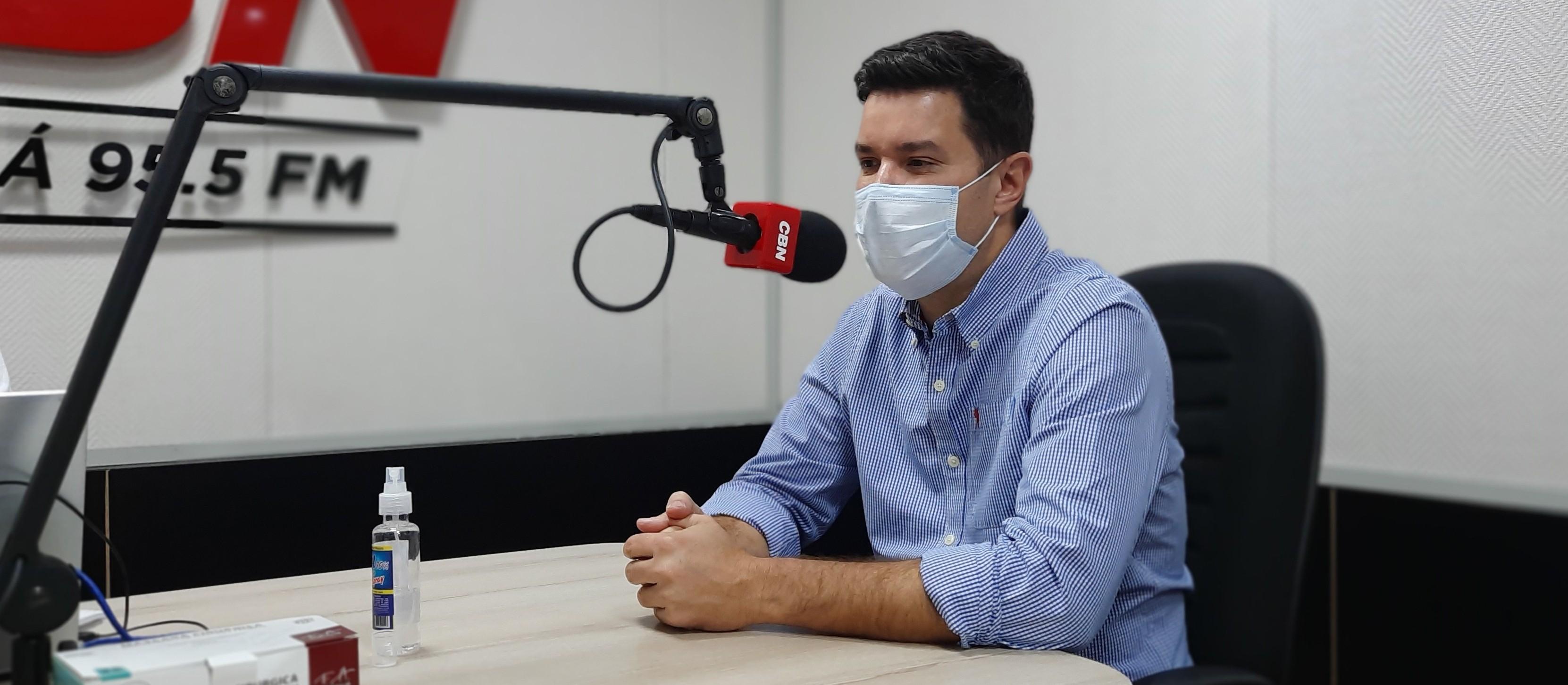 Chefe da Casa Civil explica convênio assinado com a Rússia para a produção de vacinas contra a Covid-19