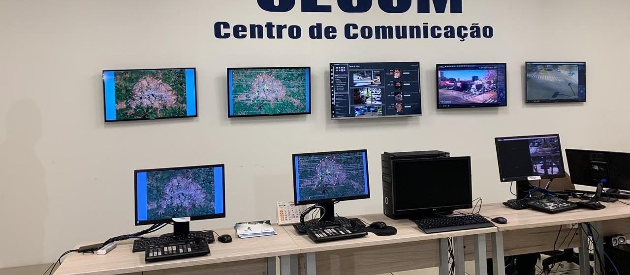 Maringá começa a testar soluções tecnológicas em segurança