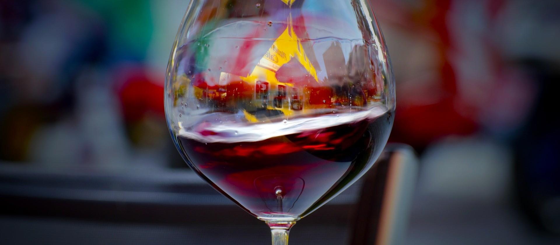 A gaseificação do vinho