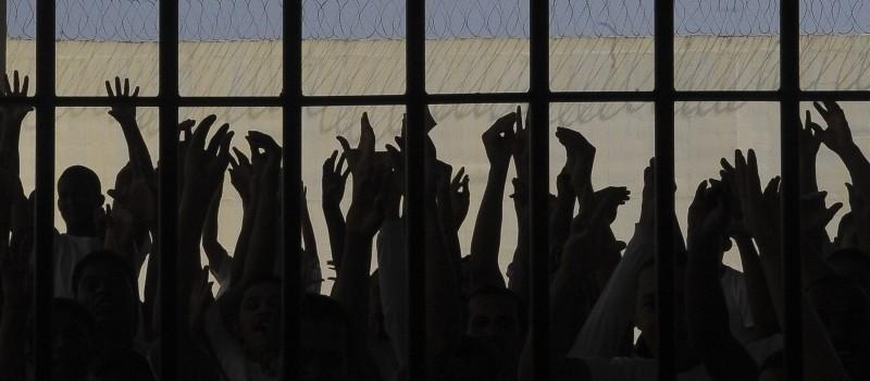 Gilson Aguiar: 'superlotação alimenta violência'
