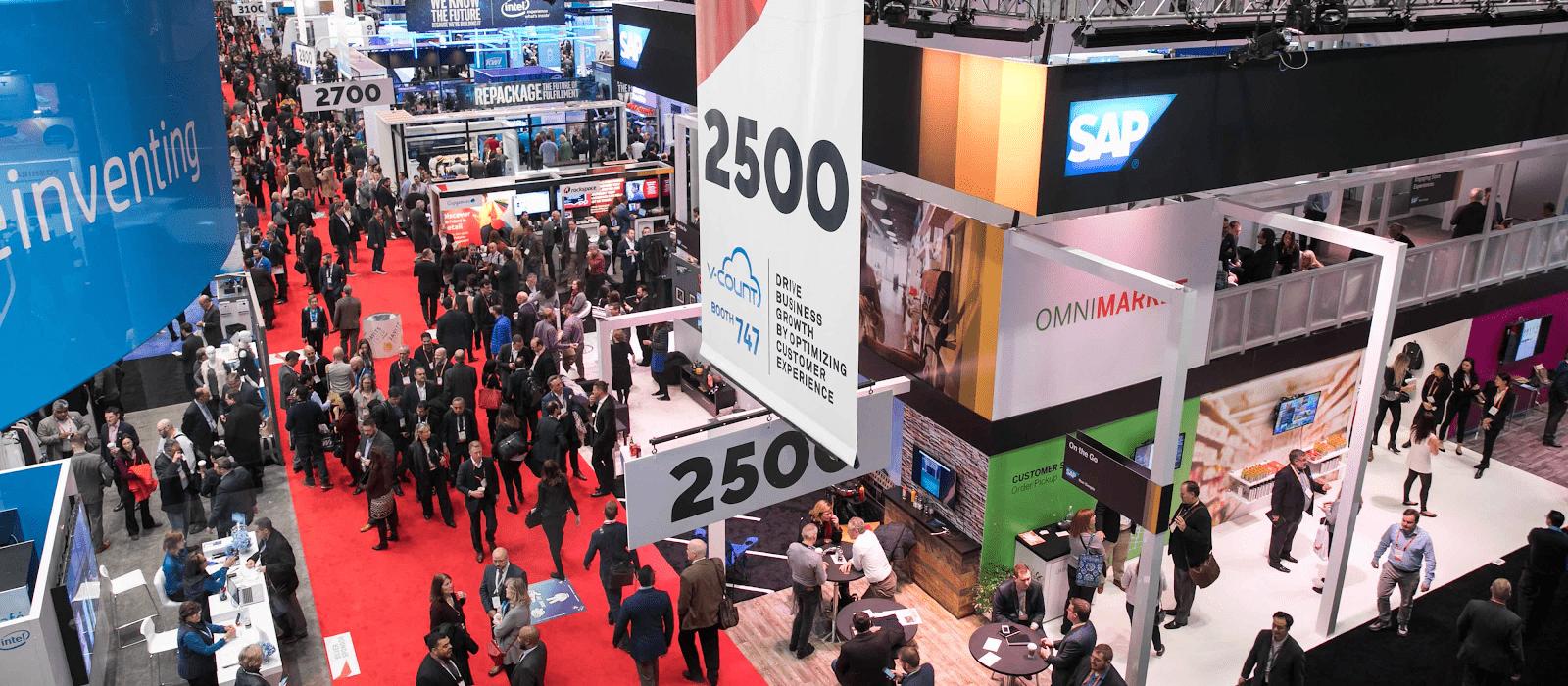 Resumo do evento de comércio eletrônico nos EUA que reuniu mais de mil fornecedores