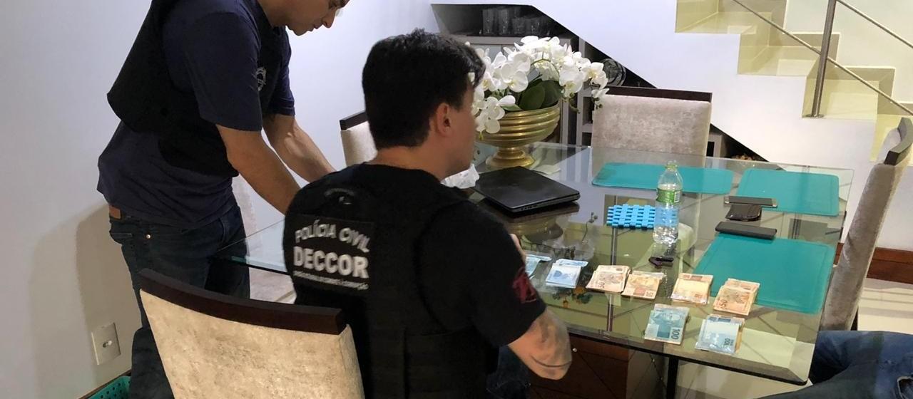 Suspeitos de fraudes cartorárias aplicaram golpes na região de Maringá
