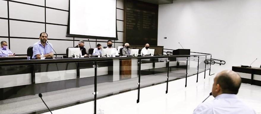 """""""Minha fala tem um mal-entendido"""", diz Biatto à CPI da Saúde"""